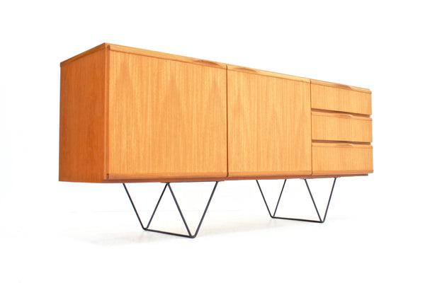 Mid Century Credenza by A.H.McIntosh of Scotland...