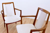 SET OF SIX DINING CHAIRS BY G PLAN