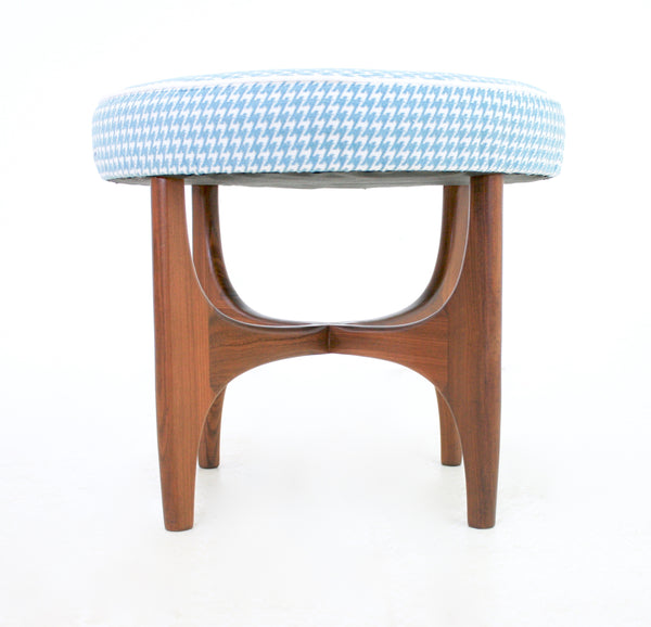 MID CENTURY VANITY STOOL BY G PLAN - FREE SHIPPING