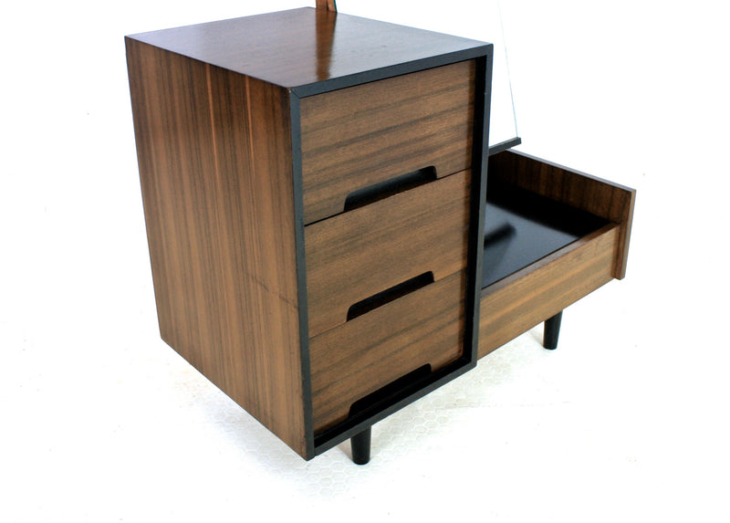 MID CENTURY VANITY BY JOHN AND SYLVIA REID FOR STAG FURNITURE