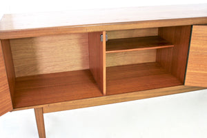 MID CENTURY CREDENZA BY NATHAN