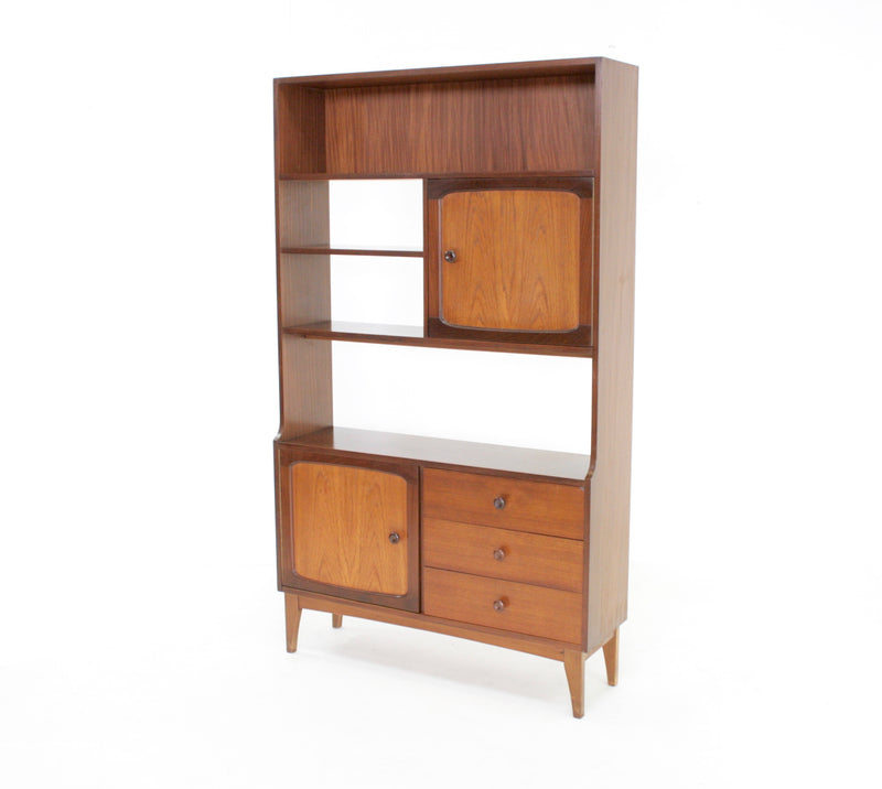 Mid Century China Cabinet by Stonehill of London