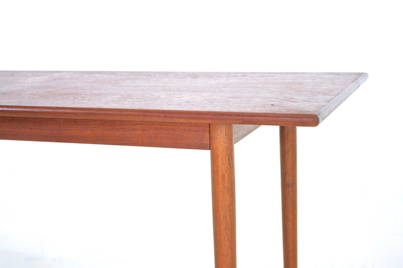 MID CENTURY TEAK DANISH COFFEE TABLE