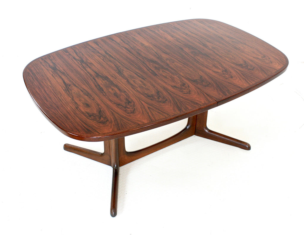 Mid Century Table By Niels O Moller For Gudme Mobelfabrik FREE SHIPPING