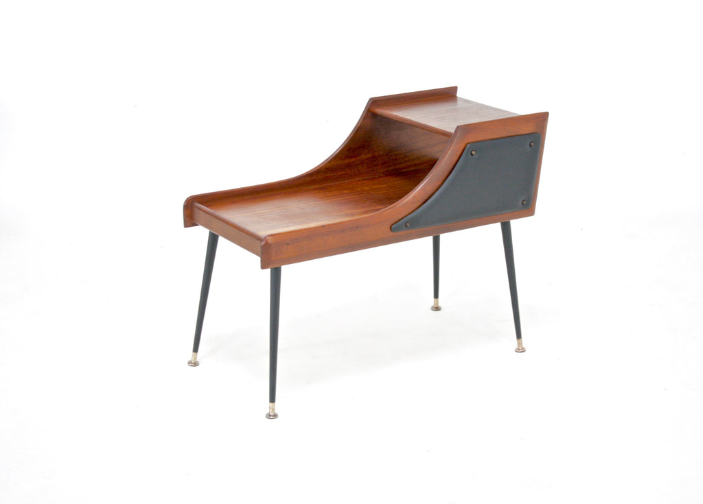 Mid Century Telephone Table By 'Chippy  Heath Furniture Ltd