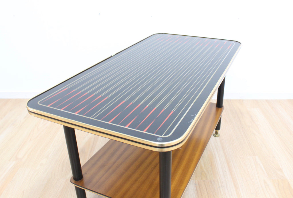 MID CENTURY ATOMIC COFFEE TABLE