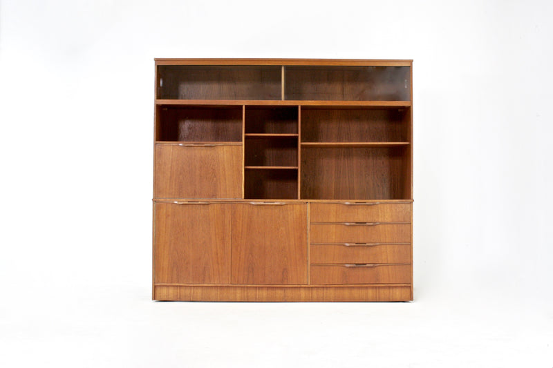Mid Century Display Cabinet by J.S. Sakol