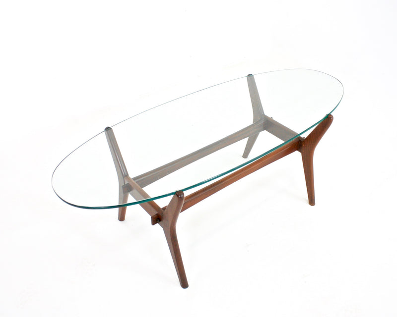 DANISH MID CENTURY COFFEE TABLE