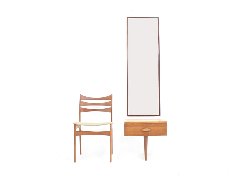 Mid Century Entry Way /Bedroom Mirror Set