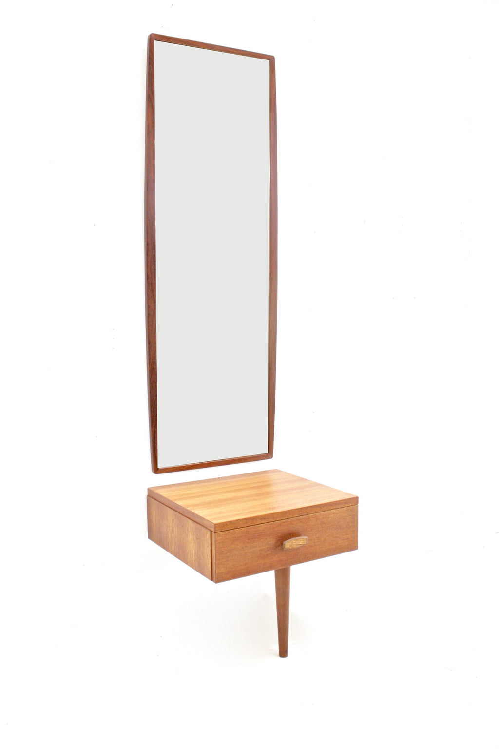 Mid Century Mirror entryway Set by G Plan...