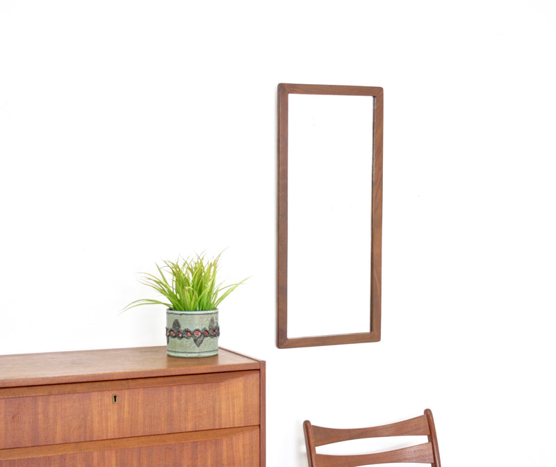 Mid Century Mirror Danish
