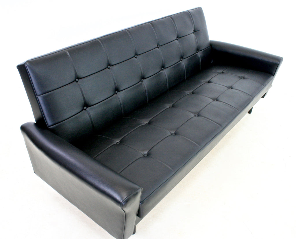 MID CENTURY SOFA BED BY HEALS OF LONDON