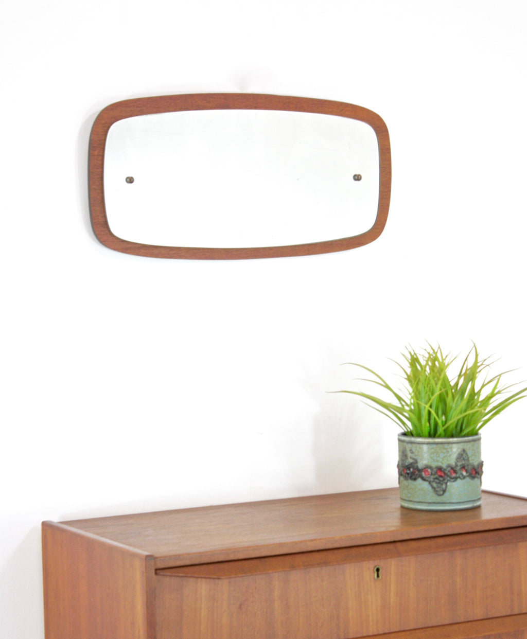 Mid Century Mirror....Danish