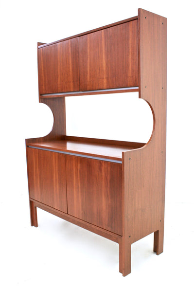MID CENTURY BOOKCASE/WALL UNIT DANISH