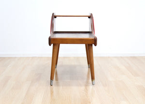 MID CENTURY TELEPHONE TABLE BY CHIPPY HEATH FURNITURE