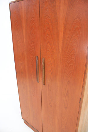 MID CENTURY ARMOIRE BY G PLAN