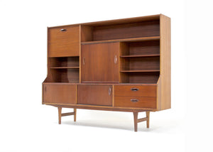 Mid Century Credenza by Elliots Of Newbury