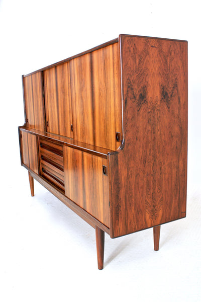 MID CENTURY ROSEWOOD CREDENZA BY JOHANNES ANDERSEN