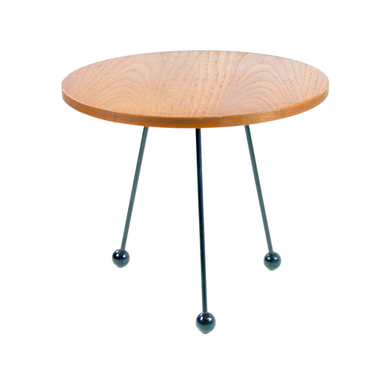 MID CENTURY TABLE DANISH ATOMIC