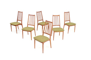 Mid Century Danish Dining Chairs