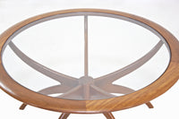 Mid Century Spider Coffee Table by V.B.Wilkins