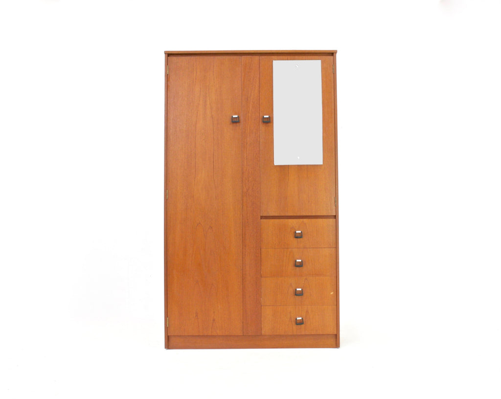 Mid Century Armoire by Symbol furniture Ltd
