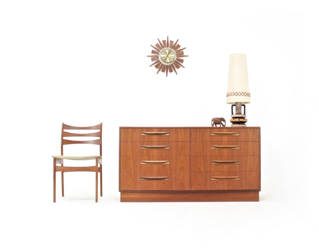 Mid Century Dresser by VB Wilkins for G Plan