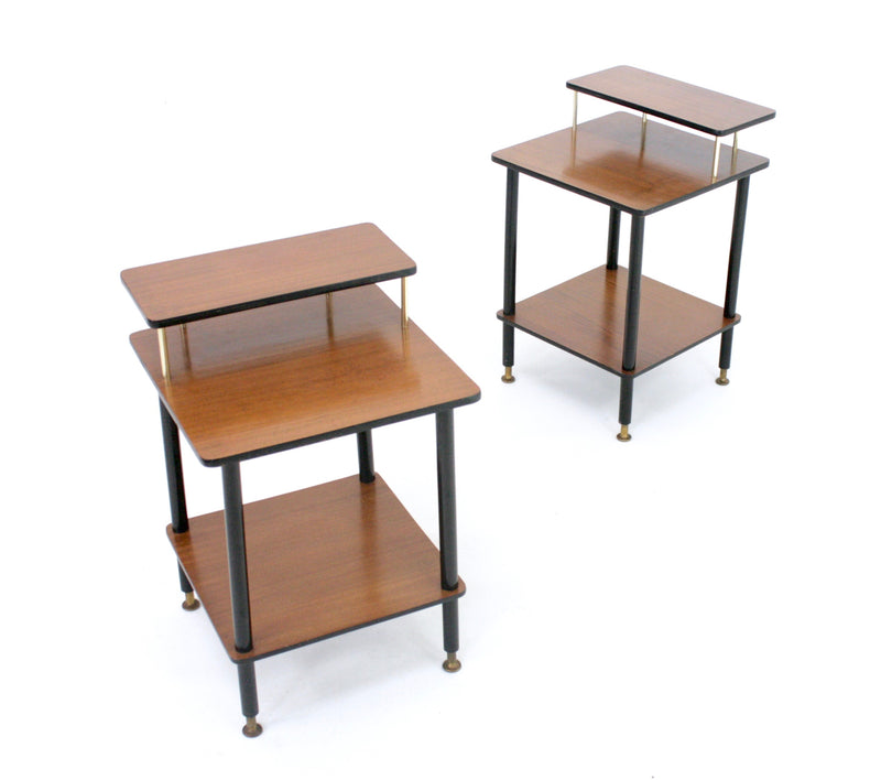 MID CENTURY NIGHTSTANDS BY G PLAN