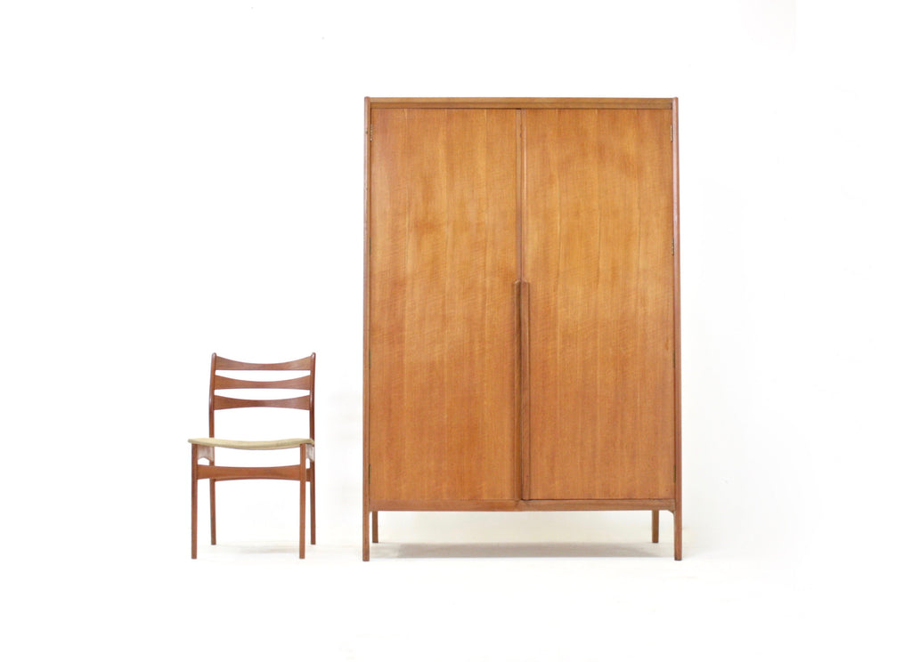 Mid Century Armoire by A Younger Ltd