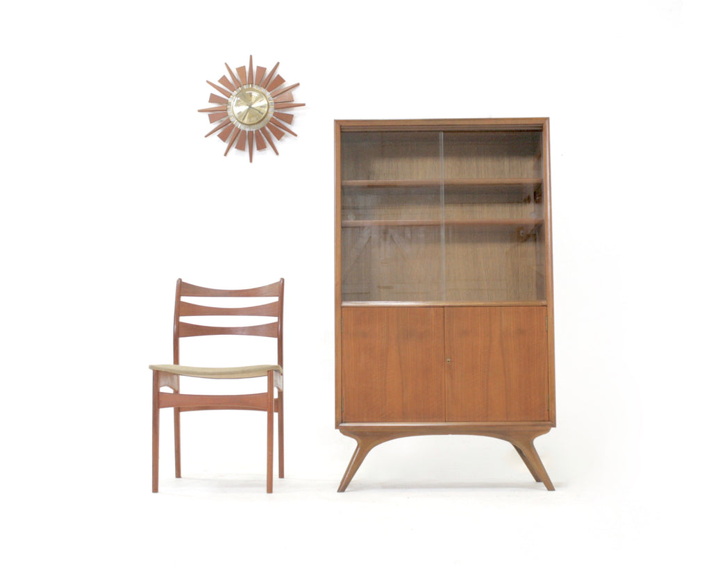 Mid Century Display Cabinet By Dalescraft