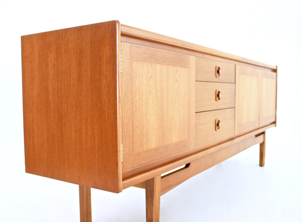 MID CENTURY CREDENZA BY WILLIAM LAWRENCE