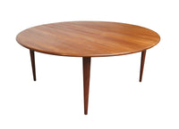Mid Century Coffee Table by A. Mikael Laursen of Denmark