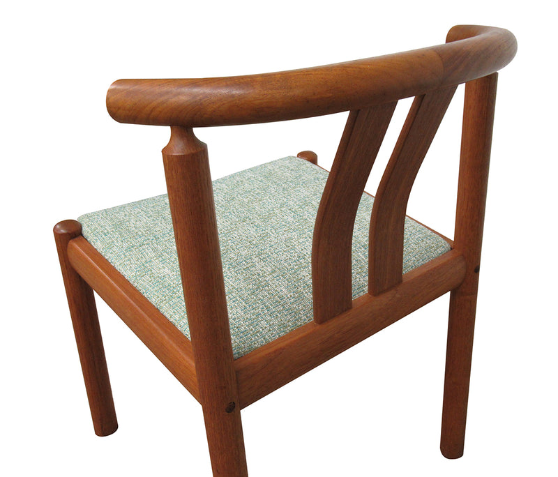 Mid Century Dining Chairs by Uldum Mobelfabrik of Denmark
