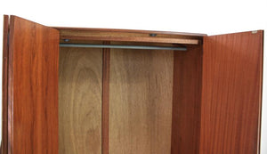 Mid Century Triple Armoire by V.B.Wilkins