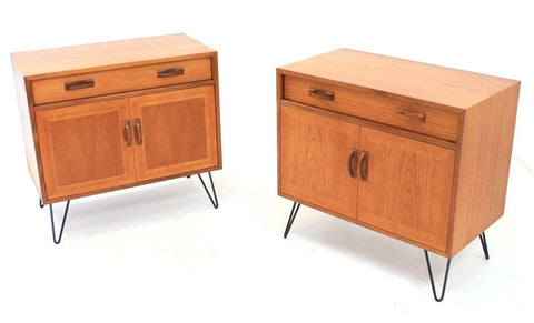 MID CENTURY NIGHT STANDS BY V.B WILKINS