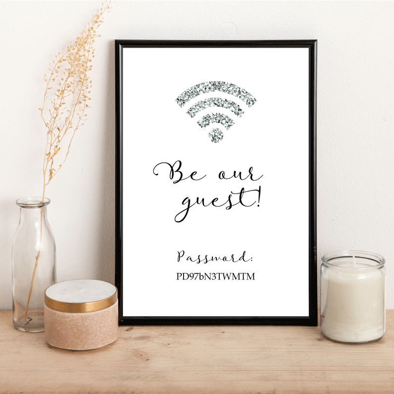 WiFi Sparkle - Alotta Style - Interior Prints and Posters