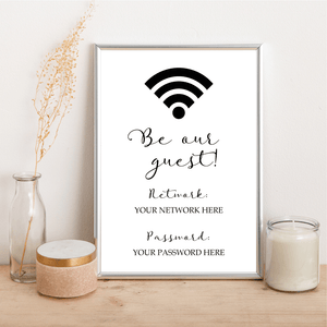 WiFi - Alotta Style - Interior Prints and Posters