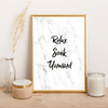 Relax, soak, unwind - Alotta Style - Interior Prints and Posters