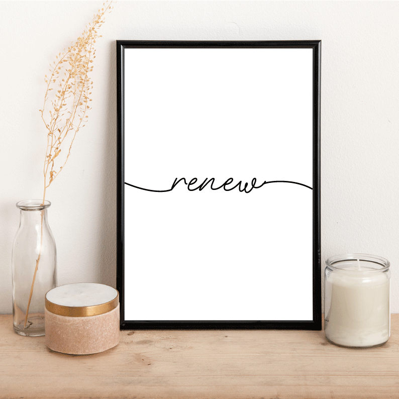 Renew - Alotta Style - Interior Prints and Posters