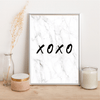 XOXO - Alotta Style - Interior Prints and Posters