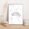 Sleeping Beauty - Alotta Style - Interior Prints and Posters
