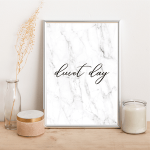 Duvet day - Alotta Style - Interior Prints and Posters