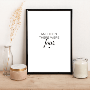 And then there were .... - Alotta Style - Interior Prints and Posters
