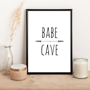 BABE CAVE - Alotta Style - Interior Prints and Posters