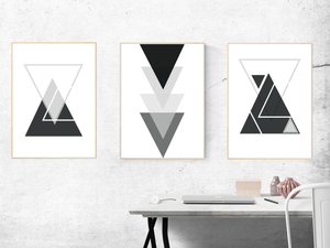 Geometric - Alotta Style - Interior Prints and Posters