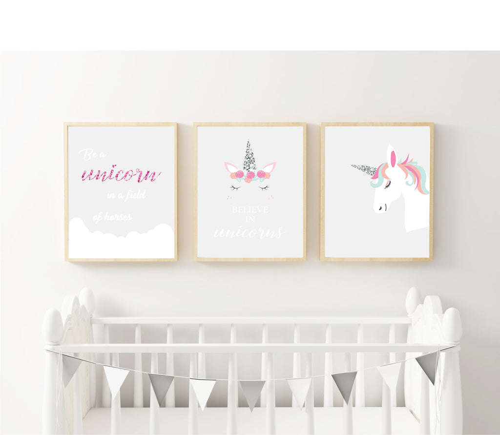 Unicorns - Alotta Style - Interior Prints and Posters