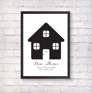 New Home - Alotta Style - Interior Prints and Posters