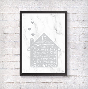 Family Home - Alotta Style - Interior Prints and Posters