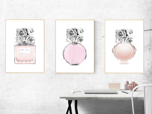Perfume Bottles - Alotta Style - Interior Prints and Posters