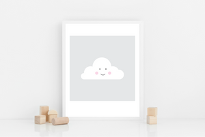Happy Cloud - Alotta Style - Interior Prints and Posters